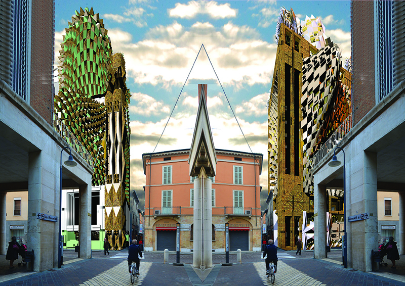 gasathj | Designing Generative Art. Mosaic concept ...